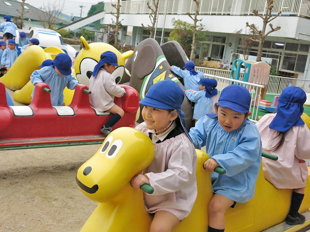 3歳児(ホサナ組)