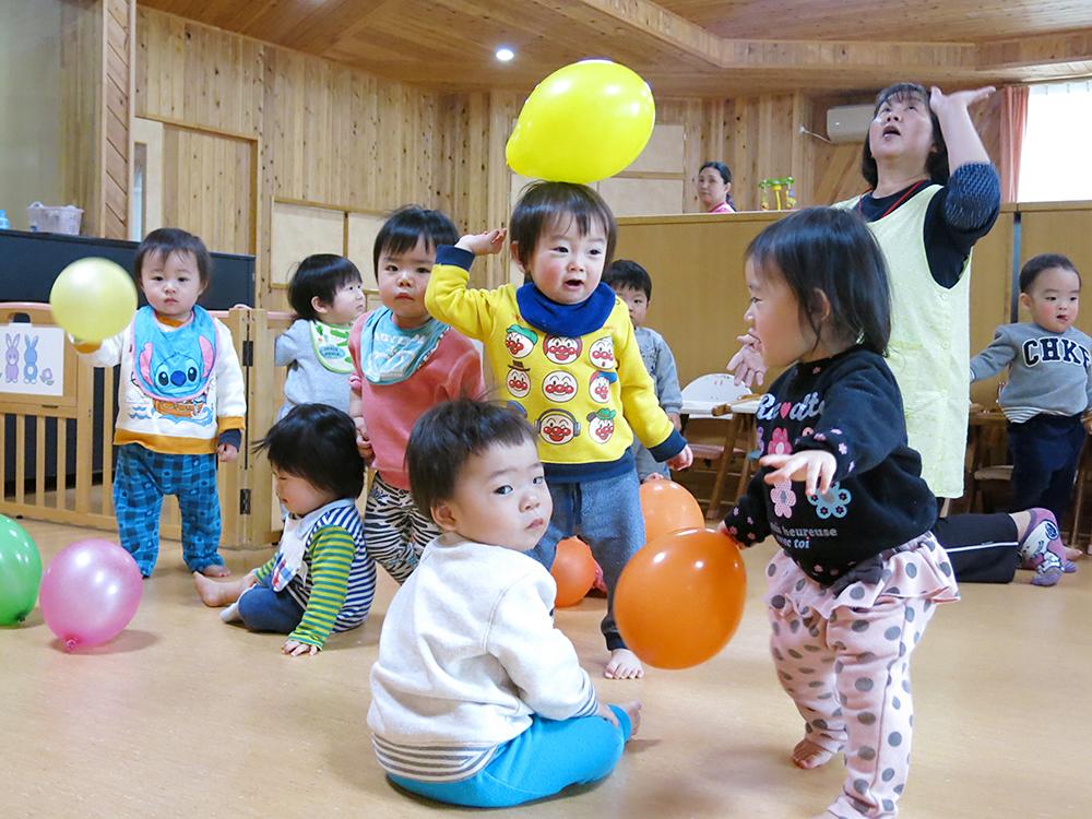 0歳児(マタイ組)