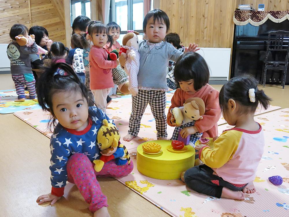 1歳児(ヨハネ組)